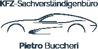 KFZ – Sachverständigenbüro Pietro Buccheri Logo